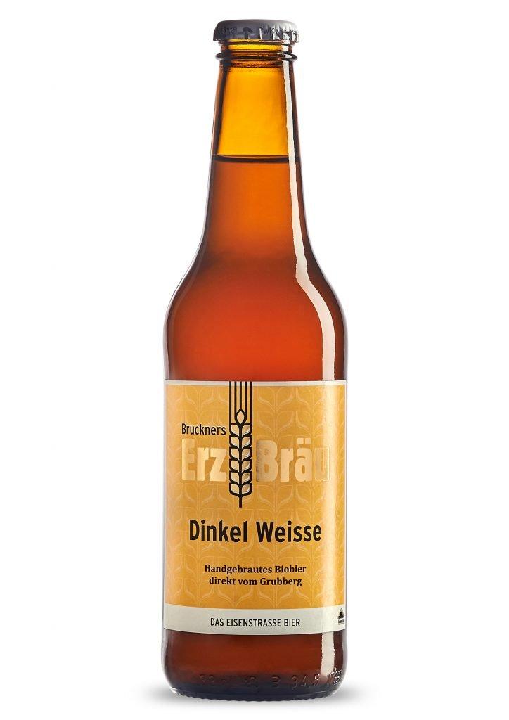 Bio Dinkel Weisse 0,33l Flasche