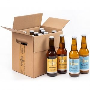 Bio Erzbräu Reinheitsgebot Paket 12x0,33l Bierflasche Fotocredit: Theo Kust