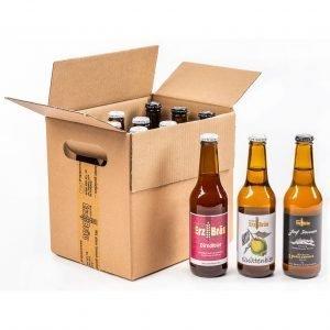 Bio Erzbräu Fruchtbier Paket 12x0,33l Bierflasche Fotocredit: Theo Kust