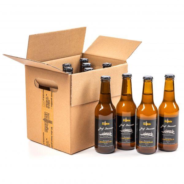 Erzbräu 1.Wachauer Marillenbier Paket 12x0,33l Bierflasche Fotocredit: Theo Kust