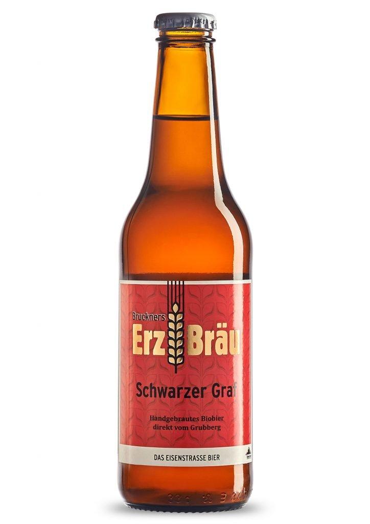 Bio Schwarzer Graf 0,33l Flasche