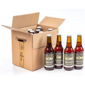 Bio Erzbräu Single Malt Ale Paket 12x0,33l Bierflasche Fotocredit: Theo Kust