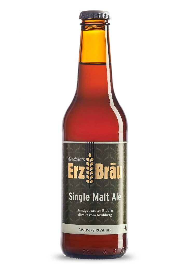 Single Malt Ale 0,33 l Flasche