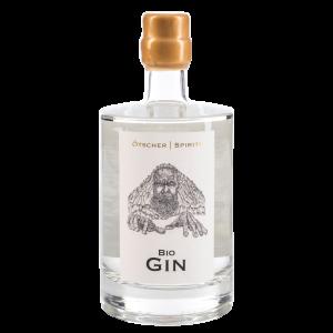 ötscher spirits bio gin produktfoto web