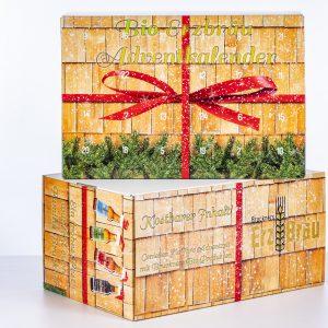 Erzbräu Bio Adventkalender