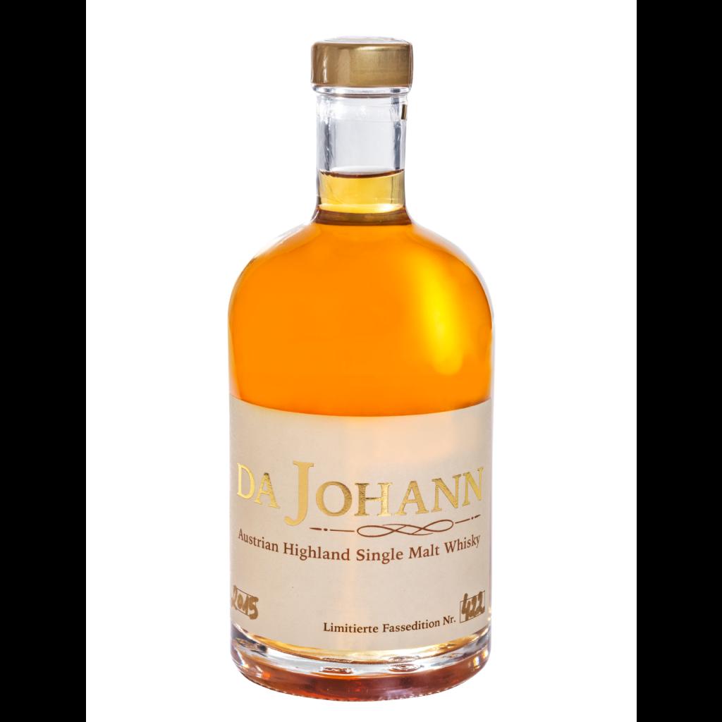 da johann single malt whisky