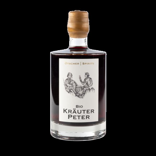 kräuter peter produktfoto bio ötscher spirits