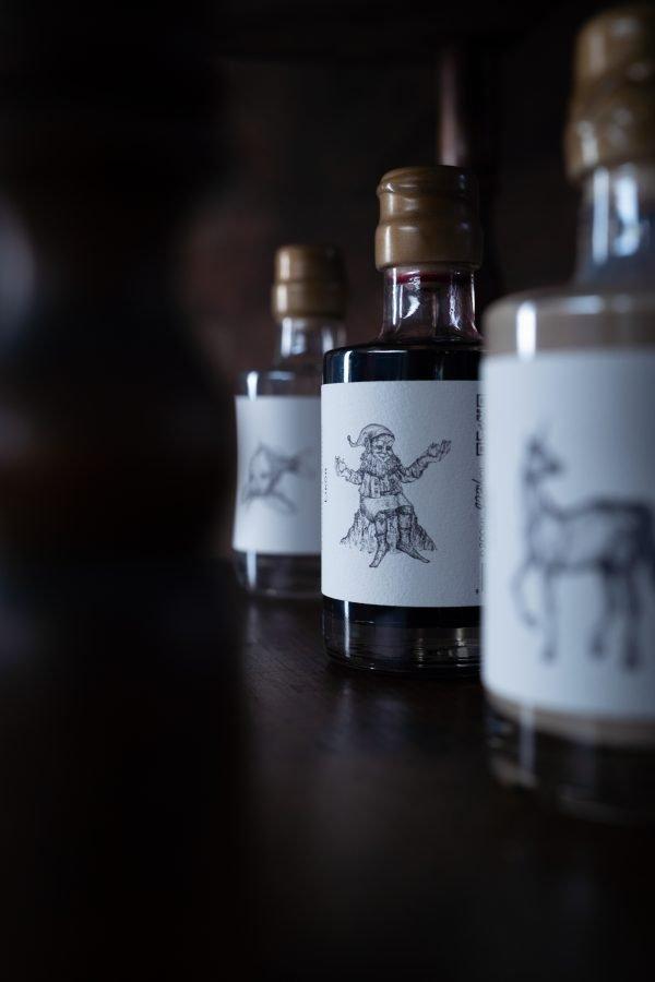 Ötscher Spirits Bio Mix 0,2l Flasche Imagefoto @snegshot