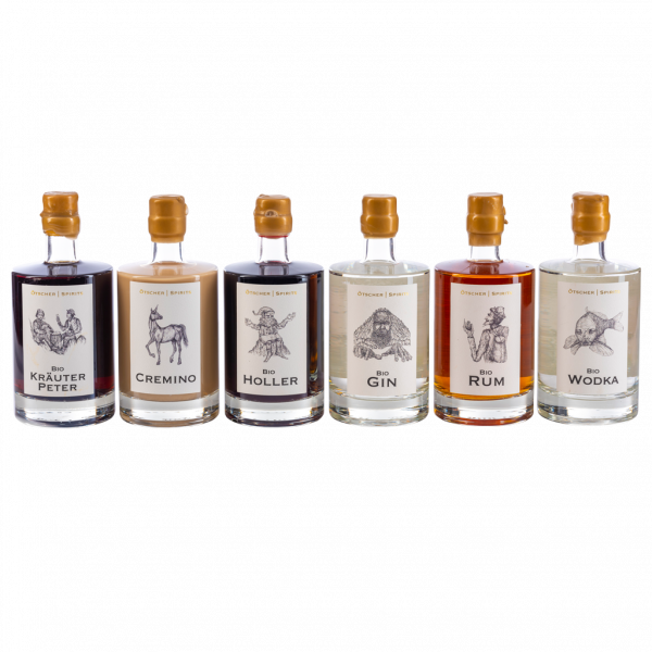 Ötscher Spirits Mix 6er