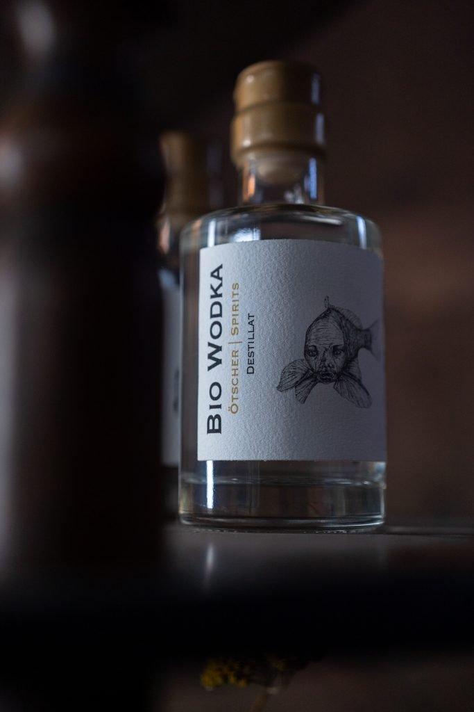 Bio Zirbe 0,2l Flasche Imagefoto @snegshot